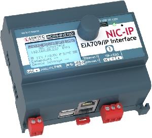 Loytec NIC709-IP1E100C