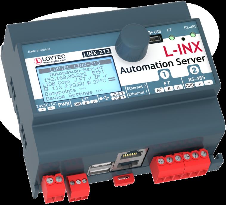 Loytec LINX-215