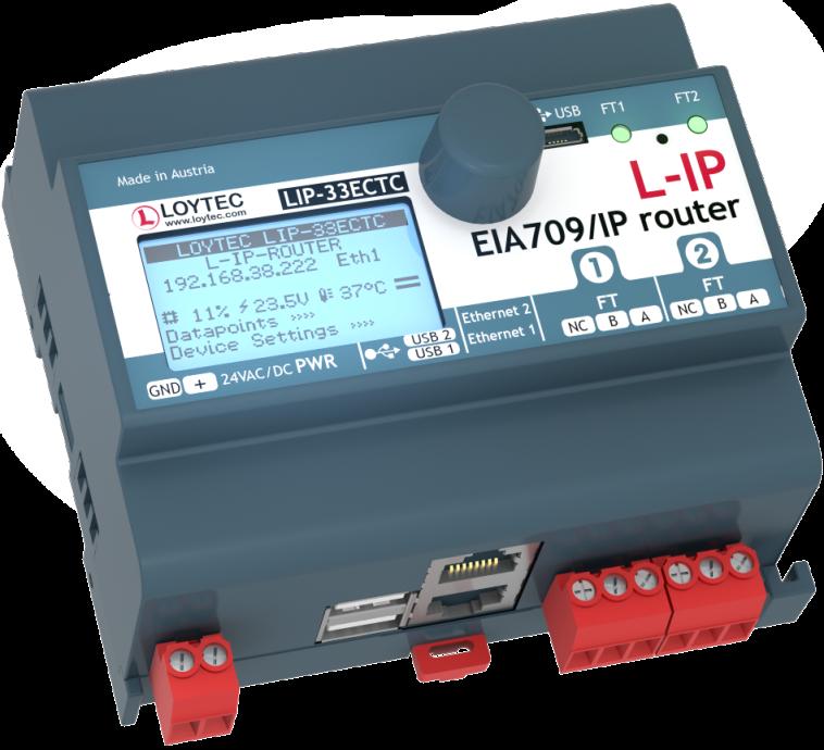 Loytec LIP-33ECTC