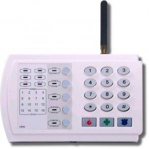Прибор охранный `Контакт GSM-9N` с внешней GSM антенной