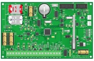 Панель контрольная `Контакт GSM-5-RT3` 3G