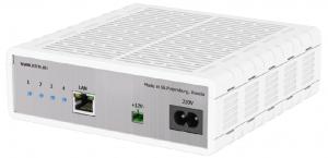 Преобразователь 4 RS-232 — Ethernet